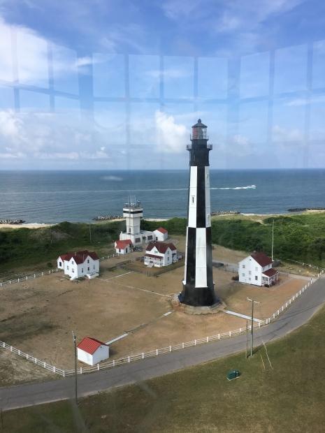 Cape Henry Lighthouse - Virginia Beach, VA