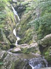 Dark Hollow Falls - Shenandoah National Park