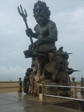 King Neptune's Statue - Virginia Beach, VA